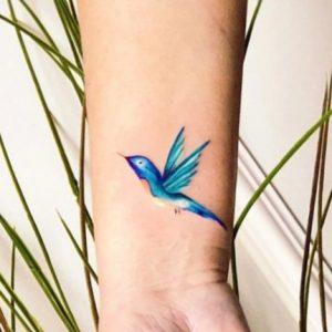 Tatuajes de Acuarela: Significados, Diseños, desventajas