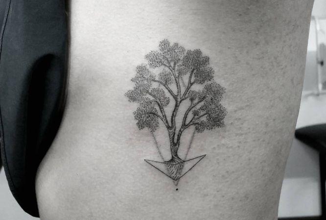 Los Mejores Diseños De Tatuajes De árboles Con Su Significado Tatuing