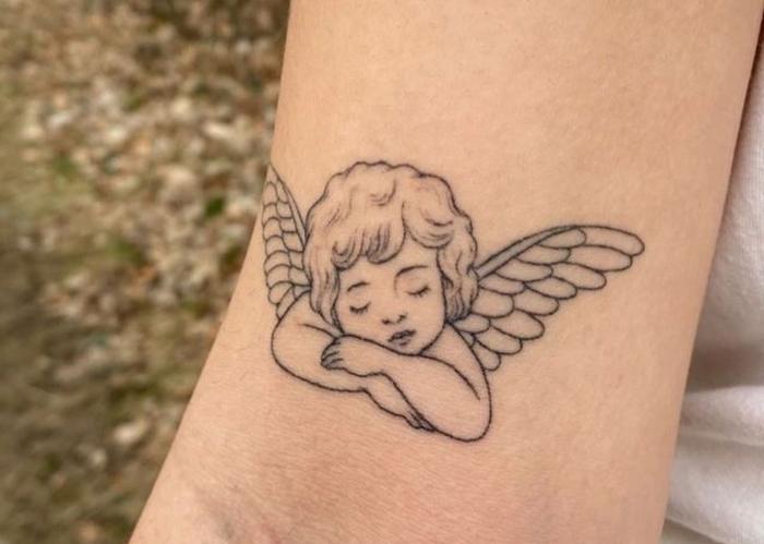 tatuajes angeles