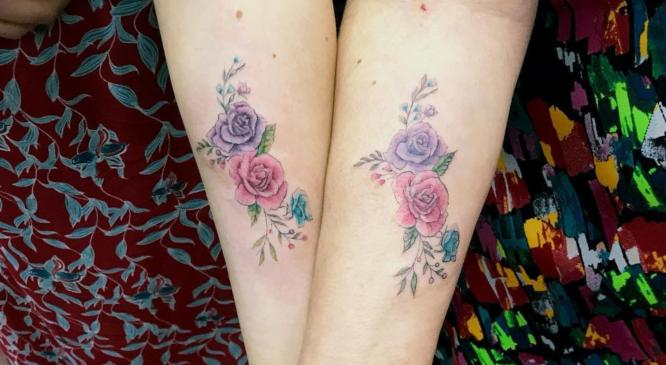 tatuajes madre e hija