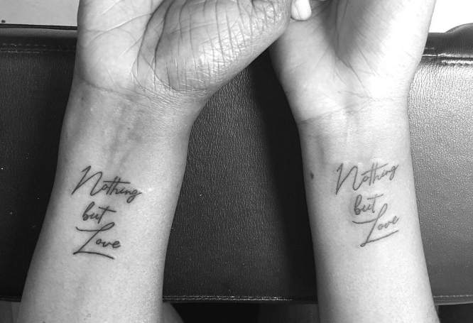 tatuajes madre hija frase