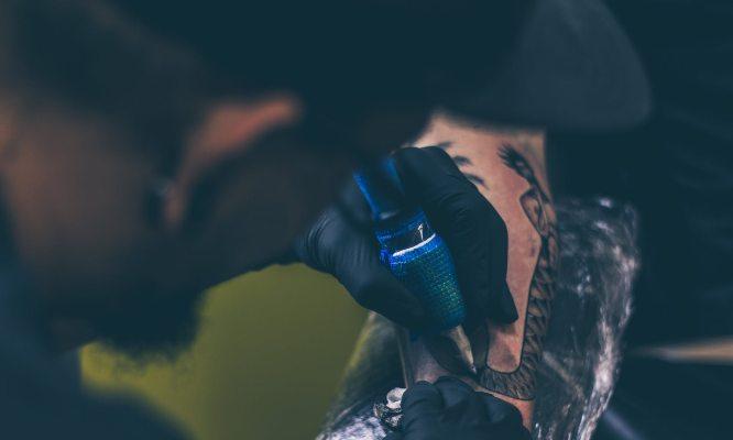 tintas tatuajes