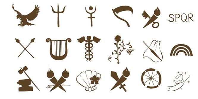 tatuajes simbologia romana
