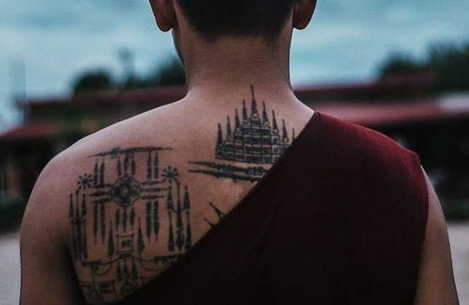 tatuajes simbolos budistas