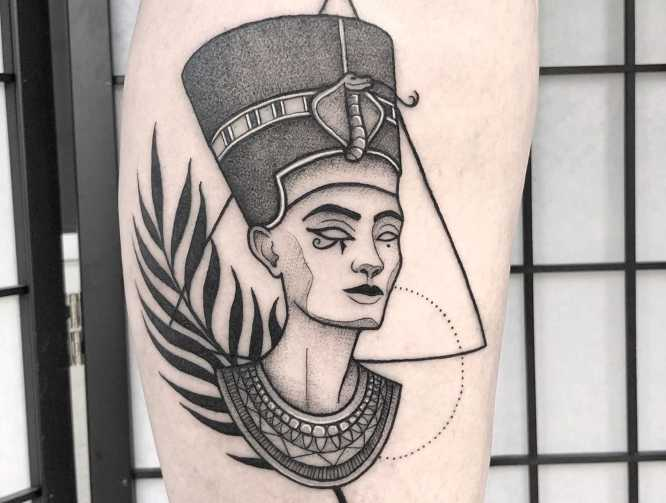 tatuajes simbolos egipcios
