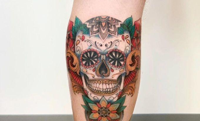 tatuajes calaveras mexicanas