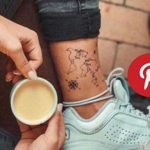 Los 20 Tatuajes más buscados en Pinterest