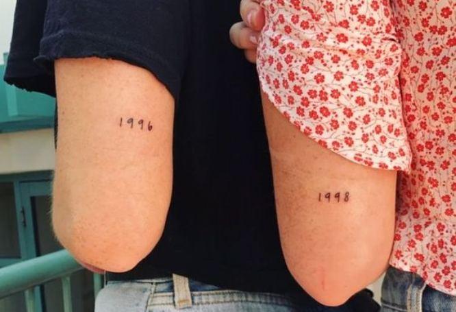 tatuajes pinterest fechas