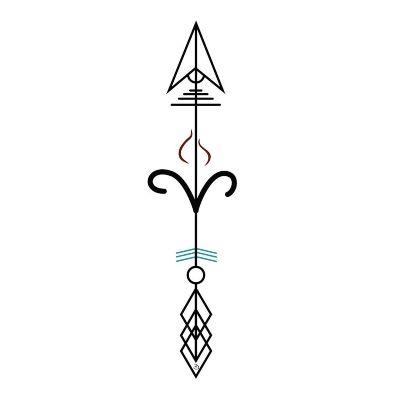 significado flecha