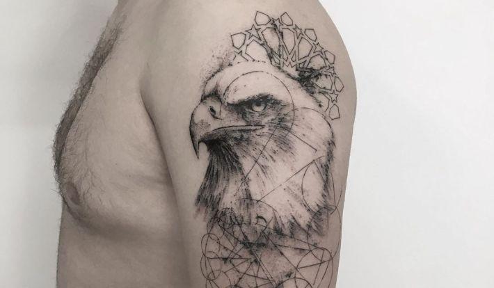 tatuajes aguila