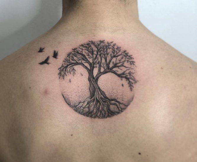 tatuajes arbol de la vida