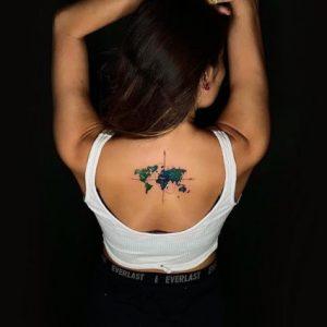 Las mejores imágenes de Tatuajes en la Espalda
