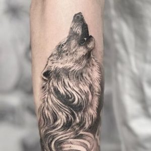 Top Tatuaje de Lobo con Significado, Diseños e Ideas