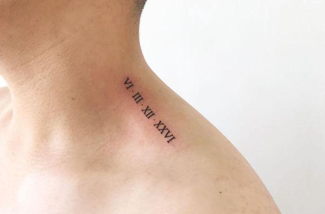 tatuajes pequeños hombre