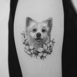 Tatuajes de Perros con Significado, Diseños e Ideas