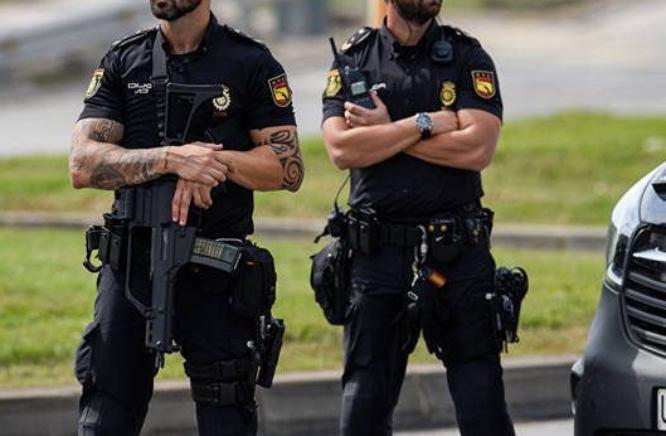 tatuajes policia nacional fuerzas cuerpo seguridad