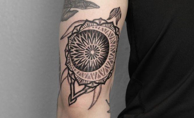 tatuajes tortugas mandalas