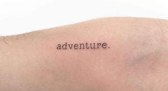 tatuajes viajes adventure