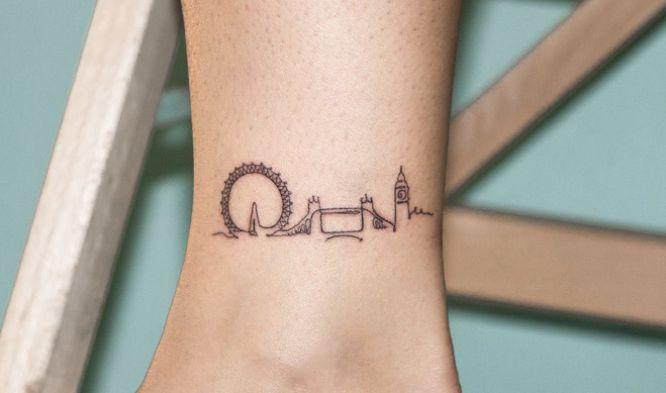 tatuajes viajes ciudad