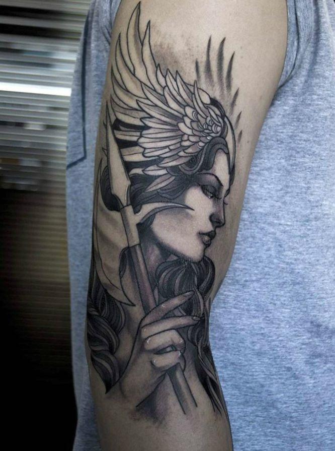 tatuajes vikingos valkirias-1