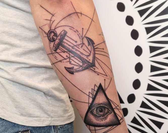 tatuajes brazo hombre