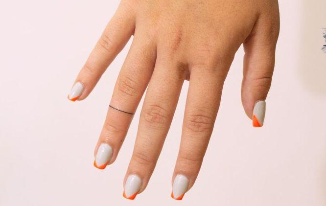 tatuajes dedos anillos