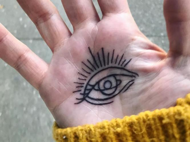 tatuajes palma mano