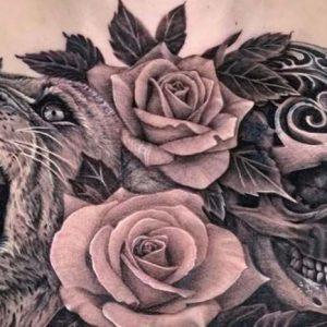 Diseños de Tatuajes en el Pecho con su Significado