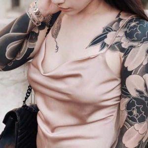 Diseños e Ideas de Tatuajes Japoneses con su Significado