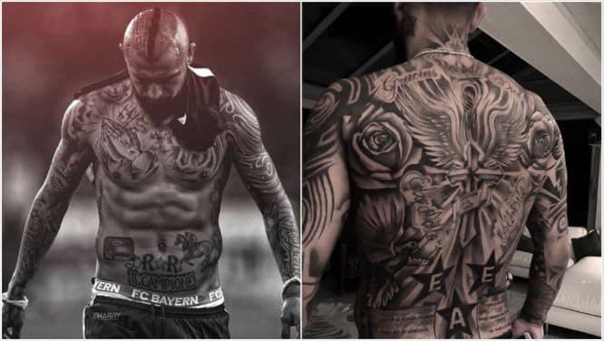 arturo vidal tatuajes futbolista