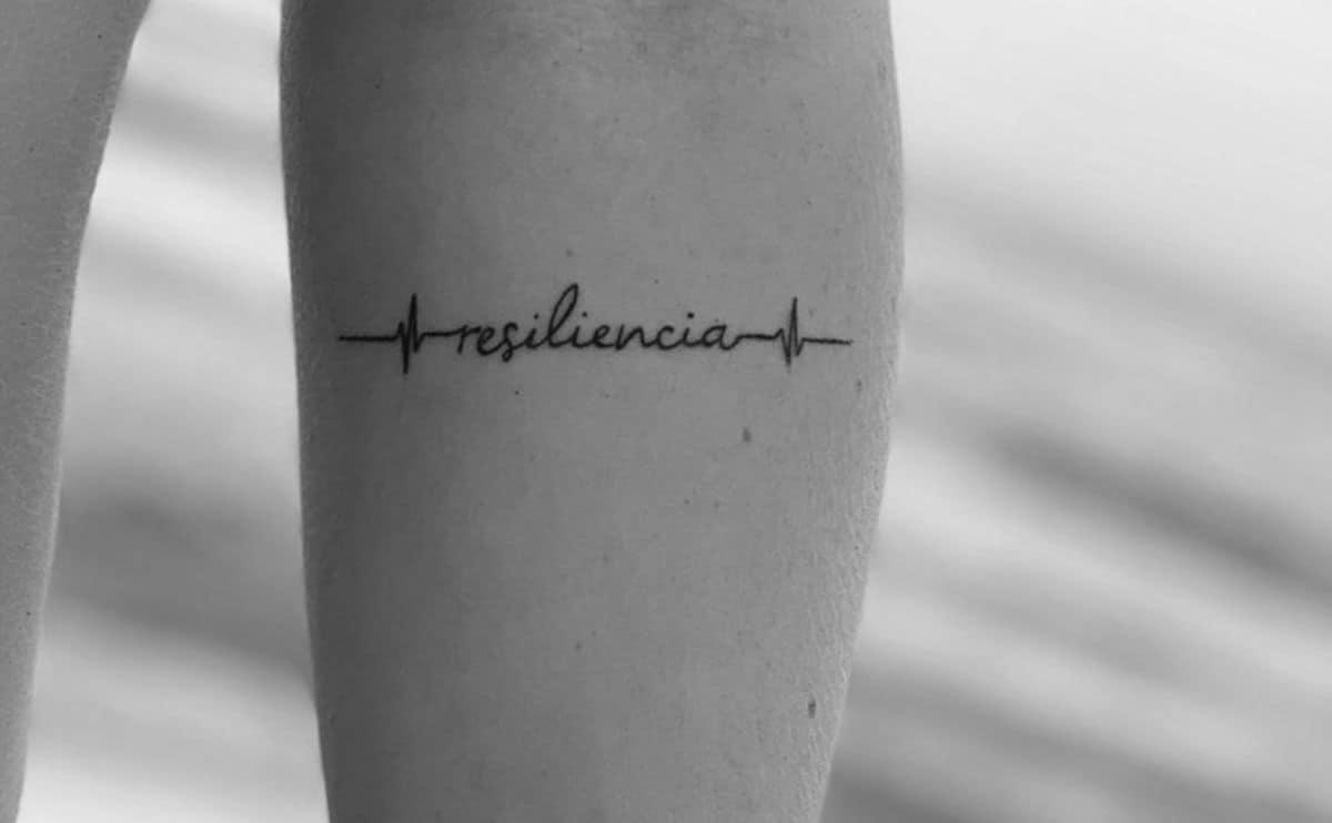 tatuajes resiliencia