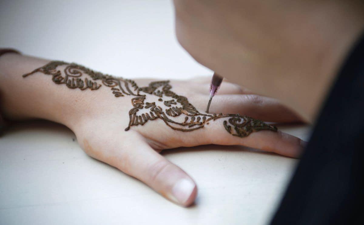 eliminar tatuaje henna