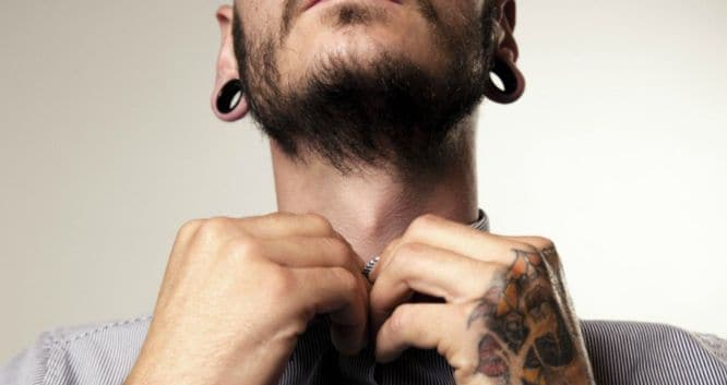 piercing dilataciones hombre