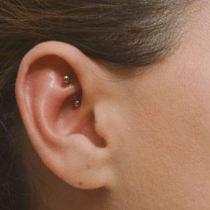 Piercing rook: todo lo que debes saber