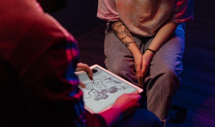encontrar tu diseño de tatuaje ideal